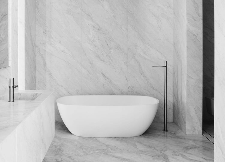 Bathroom Details: Three Individual Styles from Leading Designers