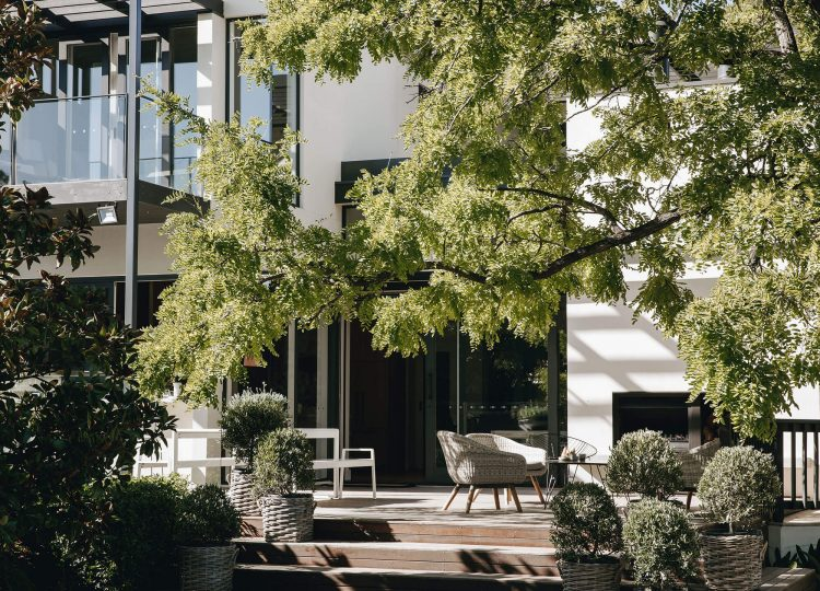Outdoor Living | Glen Osmond Residence by Williams Burton Leopardi