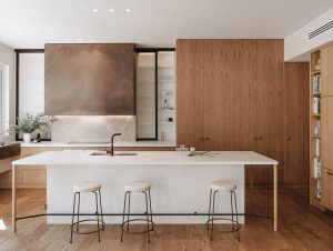 Kitchen | Glen Osmond Residence Kitchen by Williams Burton Leopardi