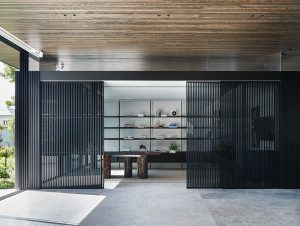 Shou-sugi-ban Home by Hecker Guthrie