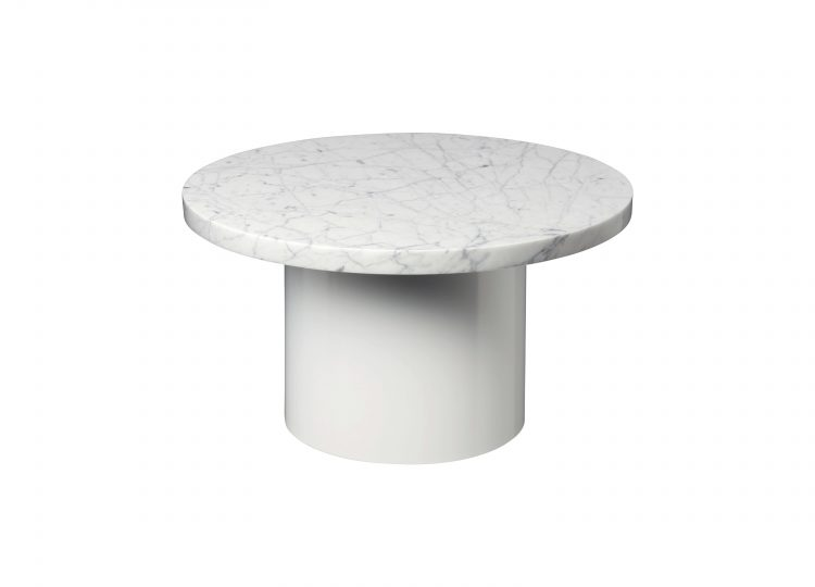 est living CT09 Enoki White marble side table 01 750x540