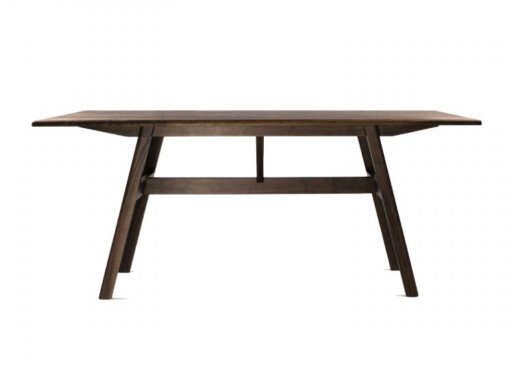 est living Kant Counter Table in Walnut BassamFellows 01  750x540