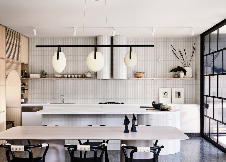 Kitchen | Caroline House Kitchen by Kennedy Nolan