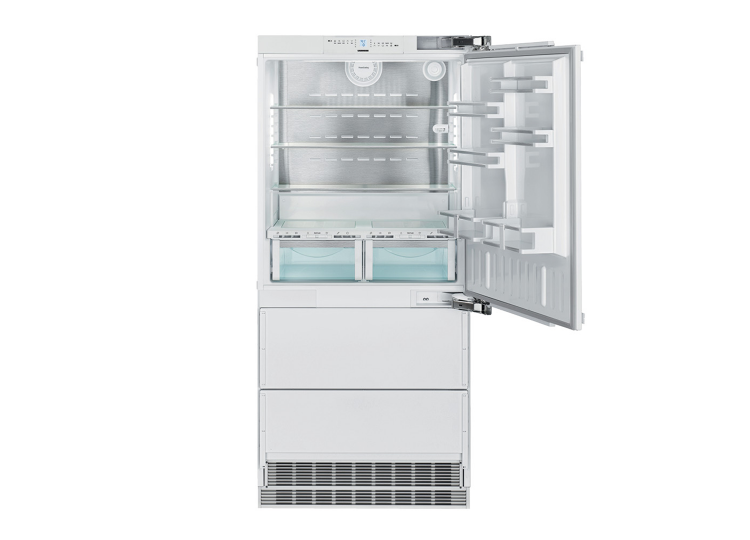 Liebherr Integrated Bottom Mount Fridge