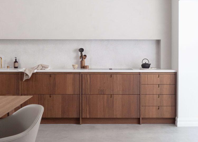 Kitchen | Oslo Studio Kitchen by Askogeng