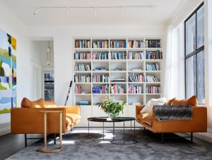 Living   Astor Apartment Living Room by Madeleine Blanchfield Architects