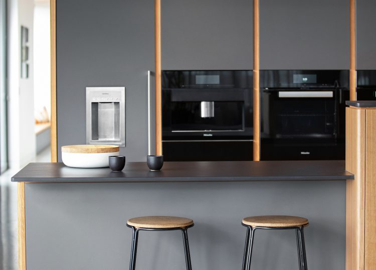 Cantilever Kitchen | Australian Interiors