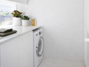Laundry | Nat's House by Studio Prineas