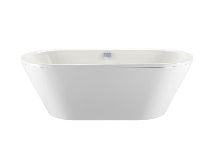 Bliss Duo Oval 1800 Bath & Surround