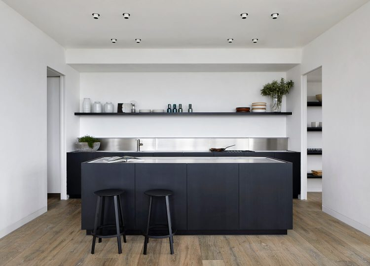 A Minimalist Melbourne Apartment in Collaboration with Boffi