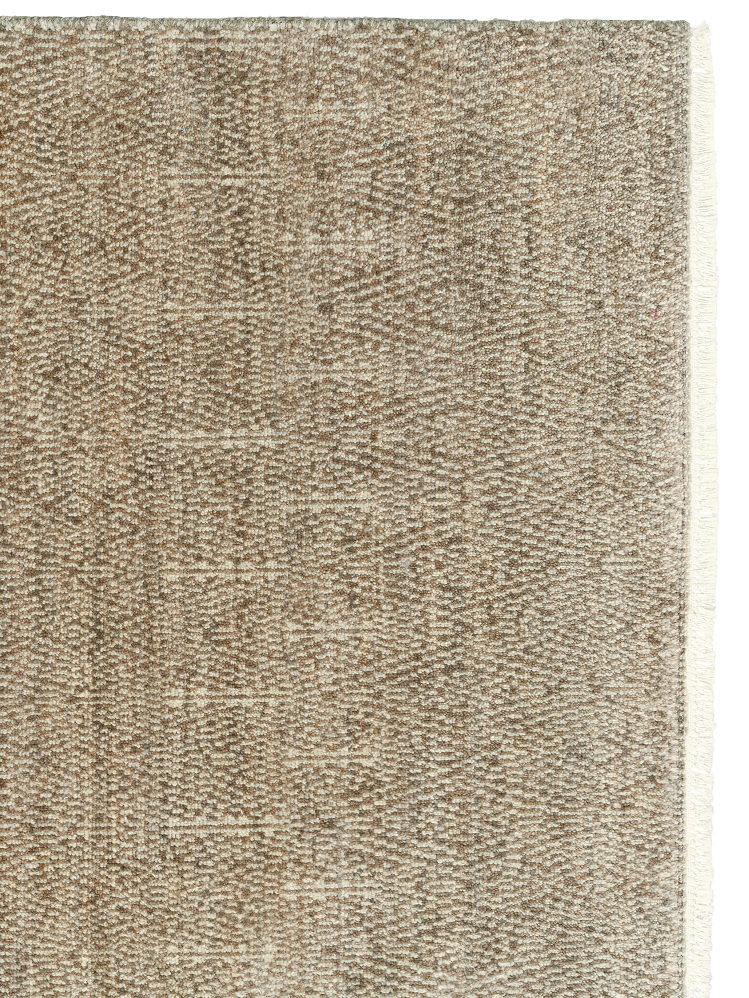 est living crafting a legacy Armadillo Rugs HeirloomCollection Paragon Sepia CornerShot 1