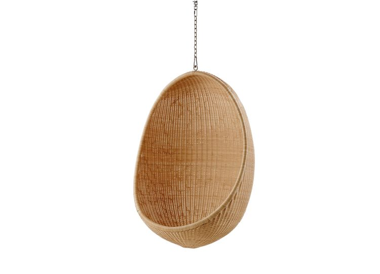 Hanging Rattan Egg Chair
