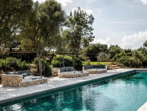Outdoor Living 1 | The Finca Es Bec d'Aguila by Atelier Du Pont