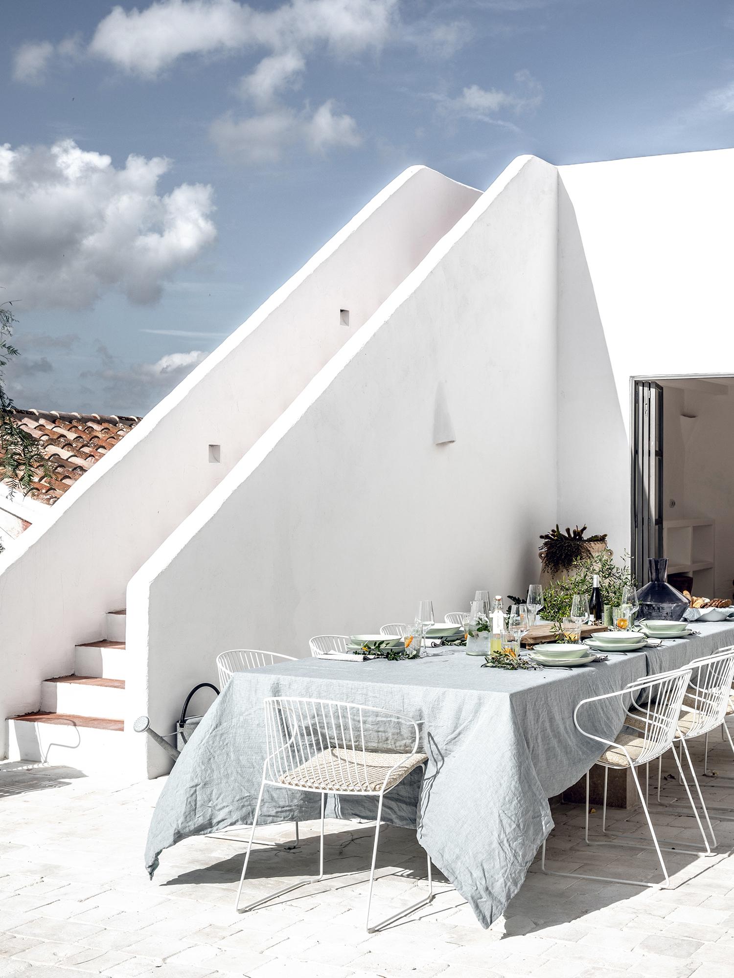 Outdoor Living 2 The Finca Es Bec D Aguila By Atelier Du Pont