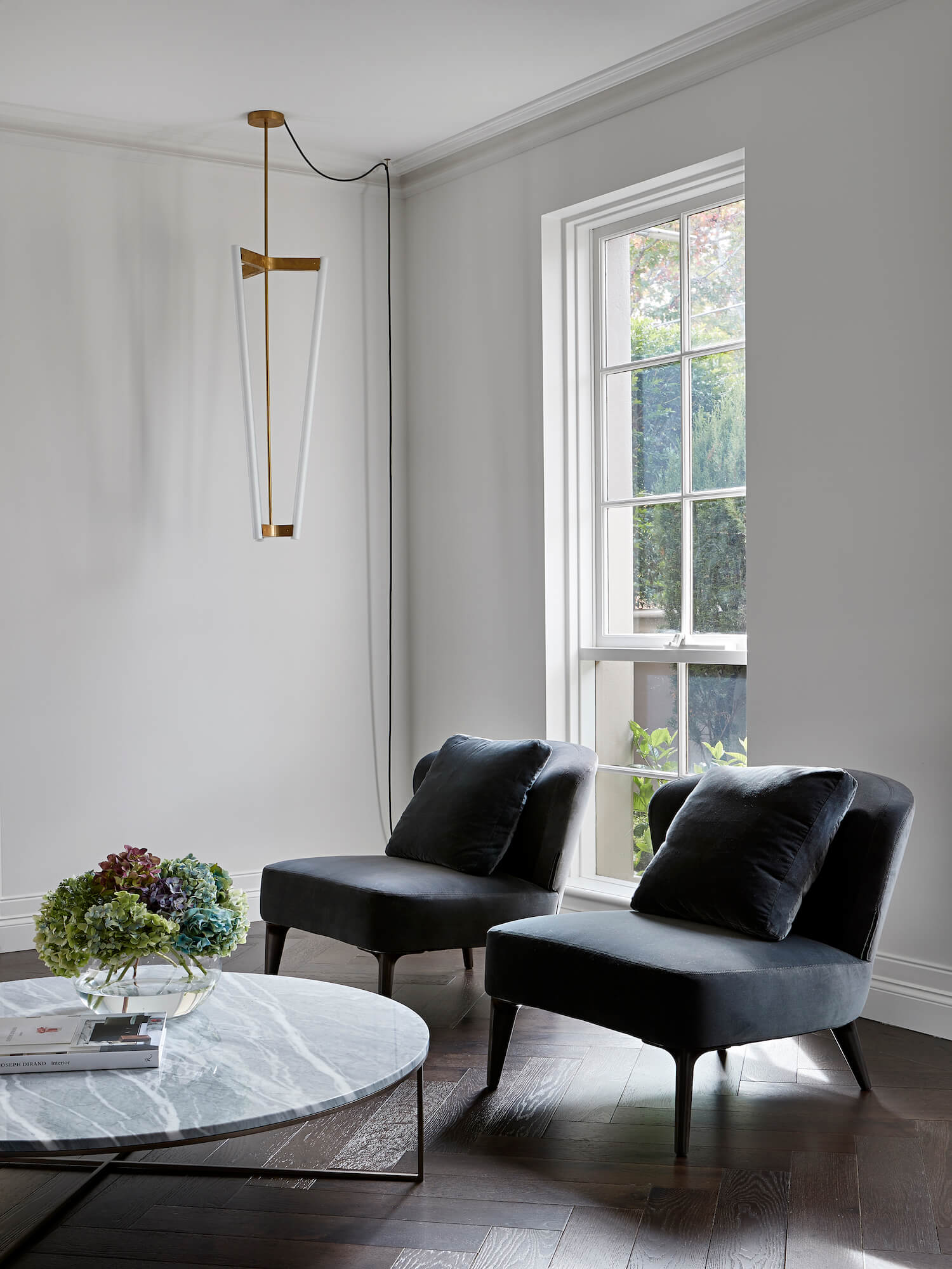 est living interiors 17 Glen Road Toorak Lauren Tarrant Design 2