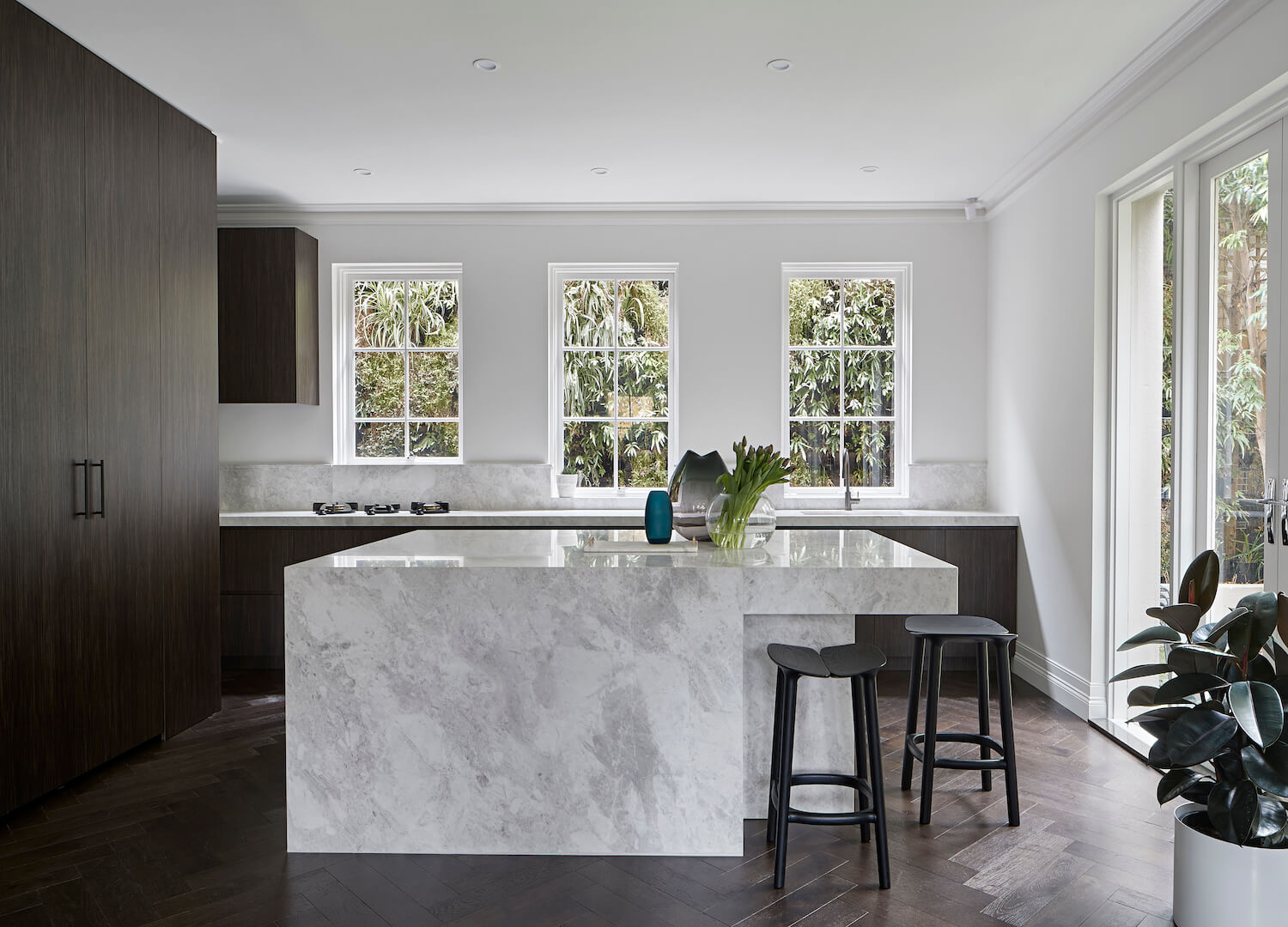 est living interiors 17 Glen Road Toorak Lauren Tarrant Design 4
