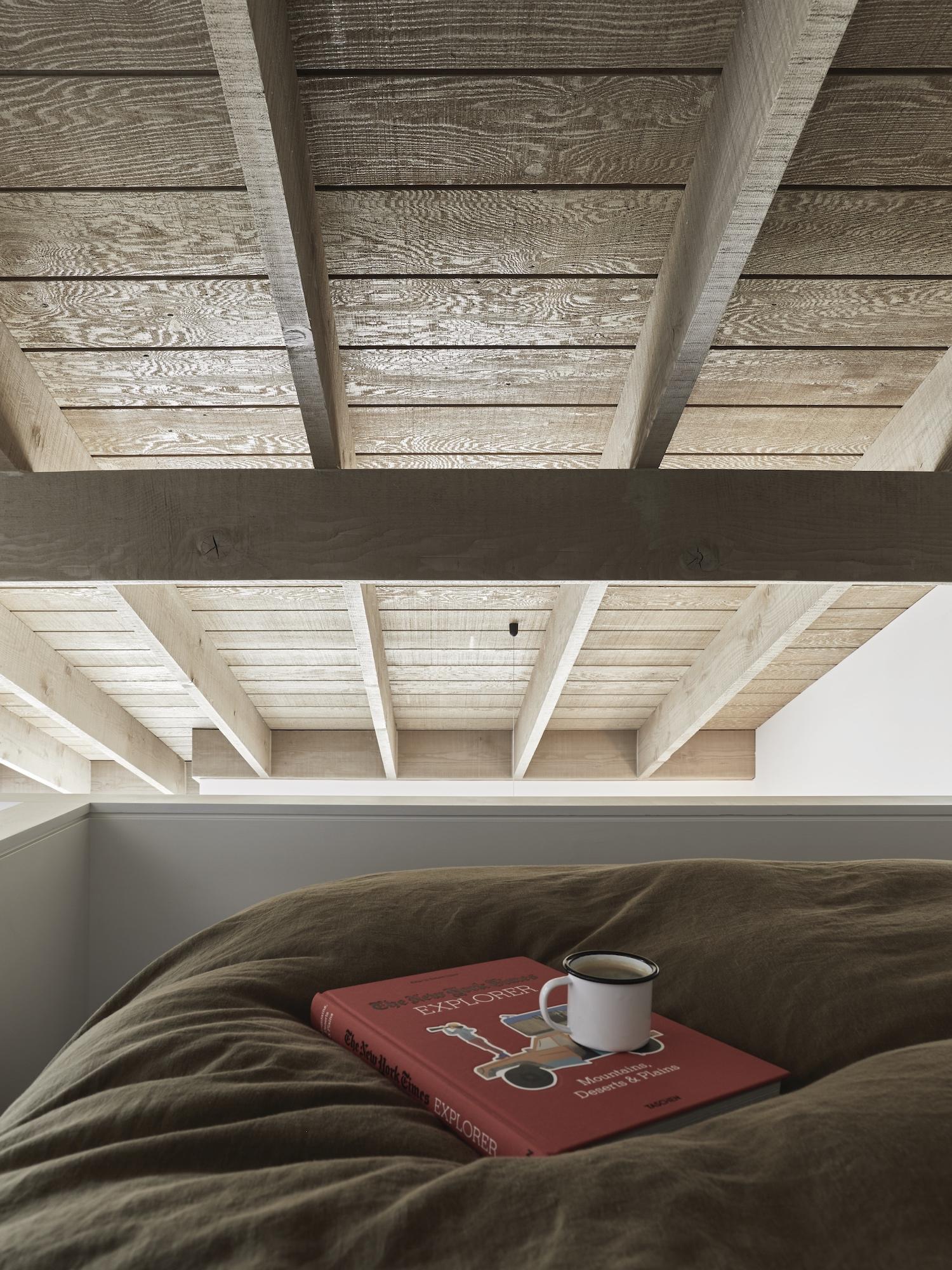 Cedar Cabin by Nicholas Gurney