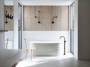 Bathroom | Sage House Bathroom by Carole Whiting
