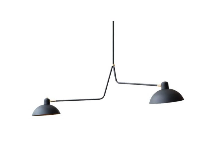 Waldorf Suspension Double Light