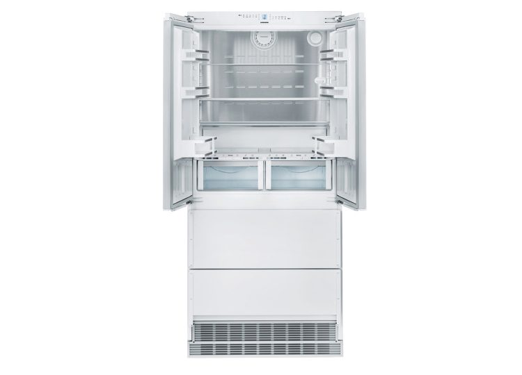 est living liebherr integrated french door fridge 01 750x540