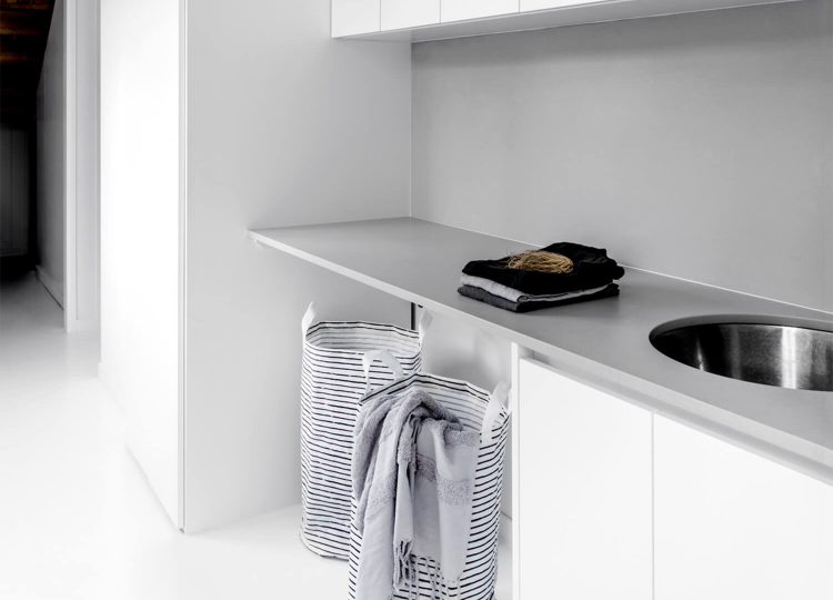 Laundry | Queenslander Laundry by Sian MacPherson