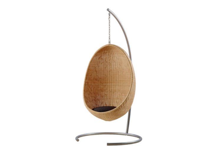 Sika Design Hanging Rattan Egg Chair