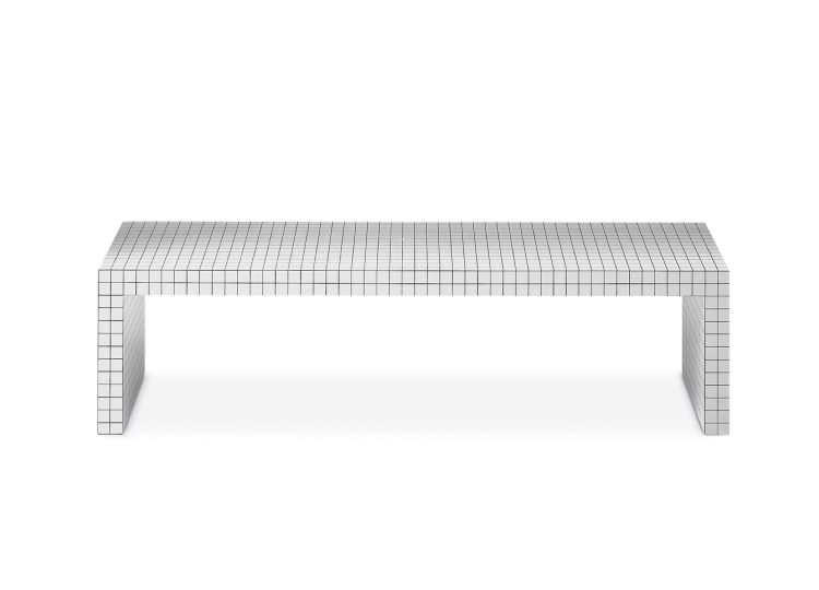 Zanotta Quaderna Bench