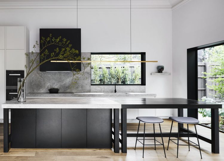 Kitchen | Armadale Residence II Kitchen by Studio Tate