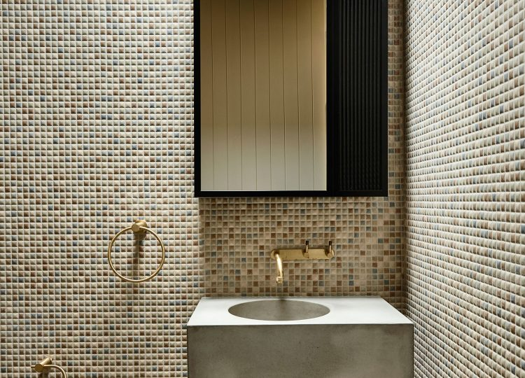 Bathroom 2 | Thornton Residence Bathroom by Doherty Design Studio