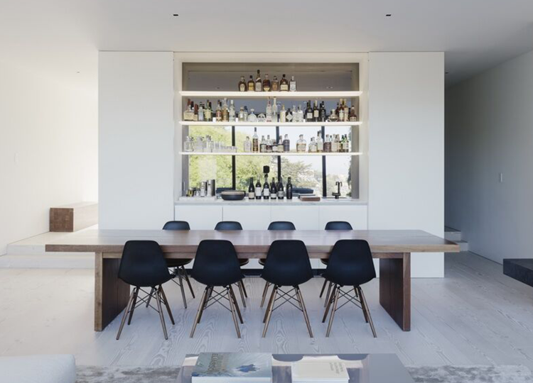 Bar & Cellar | Remember House Bar by Edmonds + Lee Architects