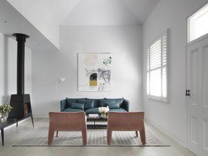 Living 1 | Albert Park Home Living Room by Robson Rak