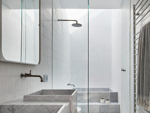Bathroom 1 | Albert Park Home Bathroom by Robson Rak