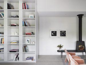 Study | Albert Park Home Study by Robson Rak
