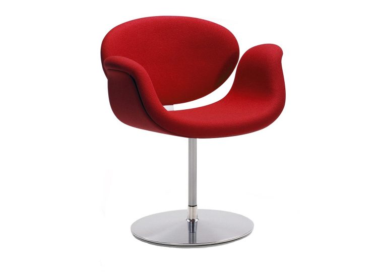 Little Tulip Swivel Armchair