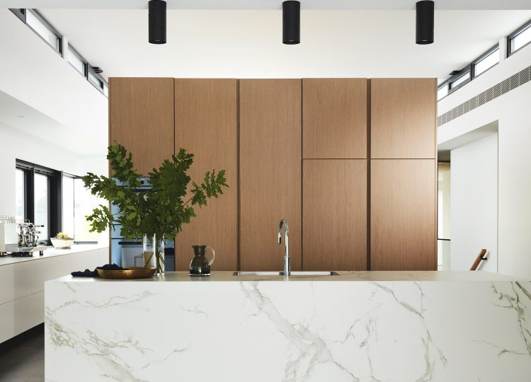 Kitchen | Dekton House by Alec Pappas Architects