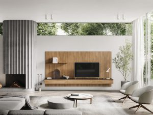 Living | A Modern-day Family Space by Cosh Living