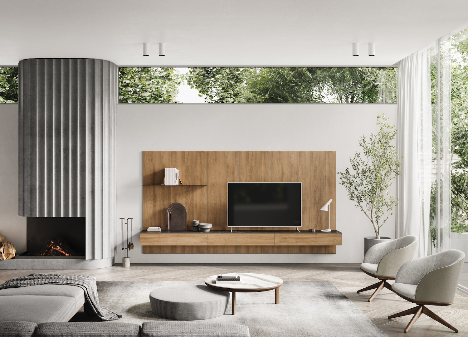Design Details: Shaping a Modern-day Living Room  Objects  est