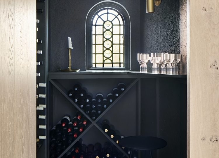 Bar & Cellar | Malvern East Cellar by Made by Cohen & Penny Kinsella Architects