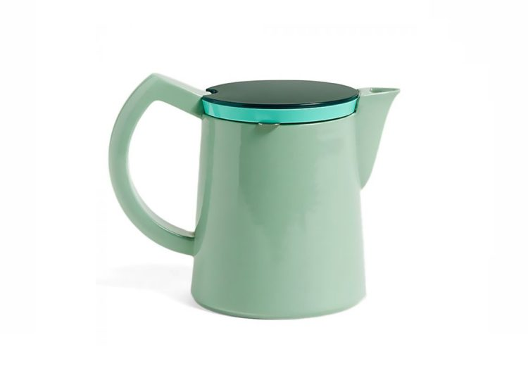 Hay Mint Coffee Pot