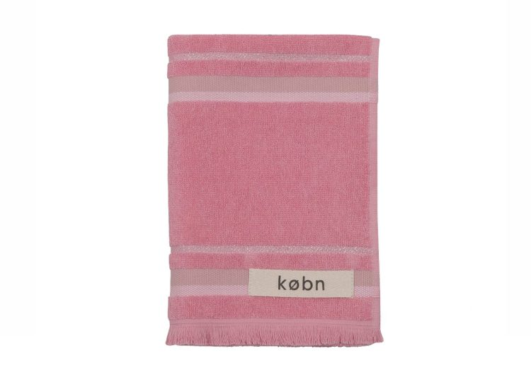 est living kobn hot pink hand towel 01 750x540