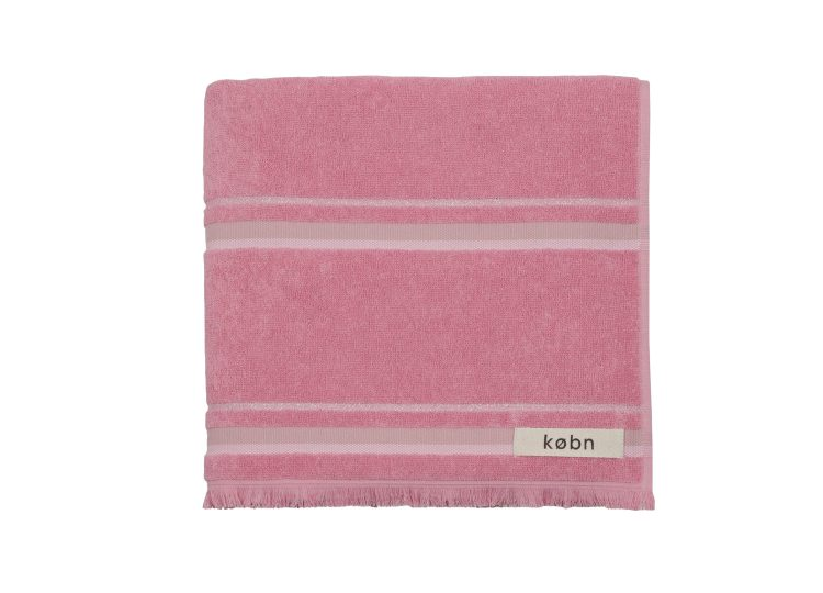 Købn Hot Pink Towel