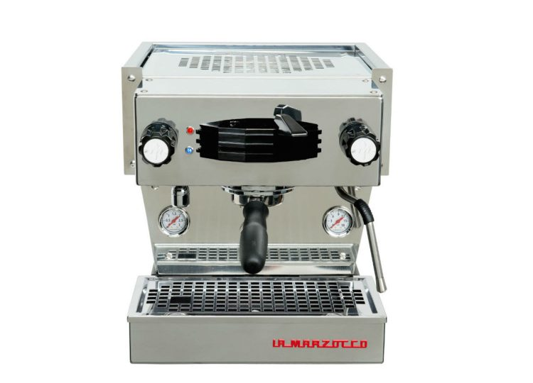 est living la marzocco linea mini espresso machine stainless steel 750x540