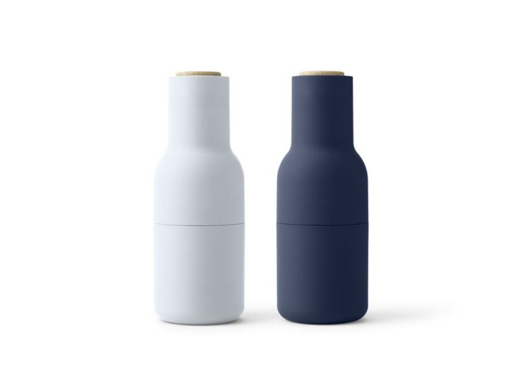 Menu Classic Blue Bottle Grinders