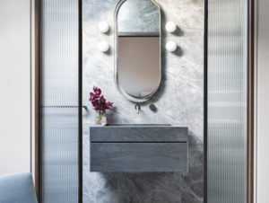 Bathroom 1 | The Glasshouse Bathroom by Nina Maya Interiors