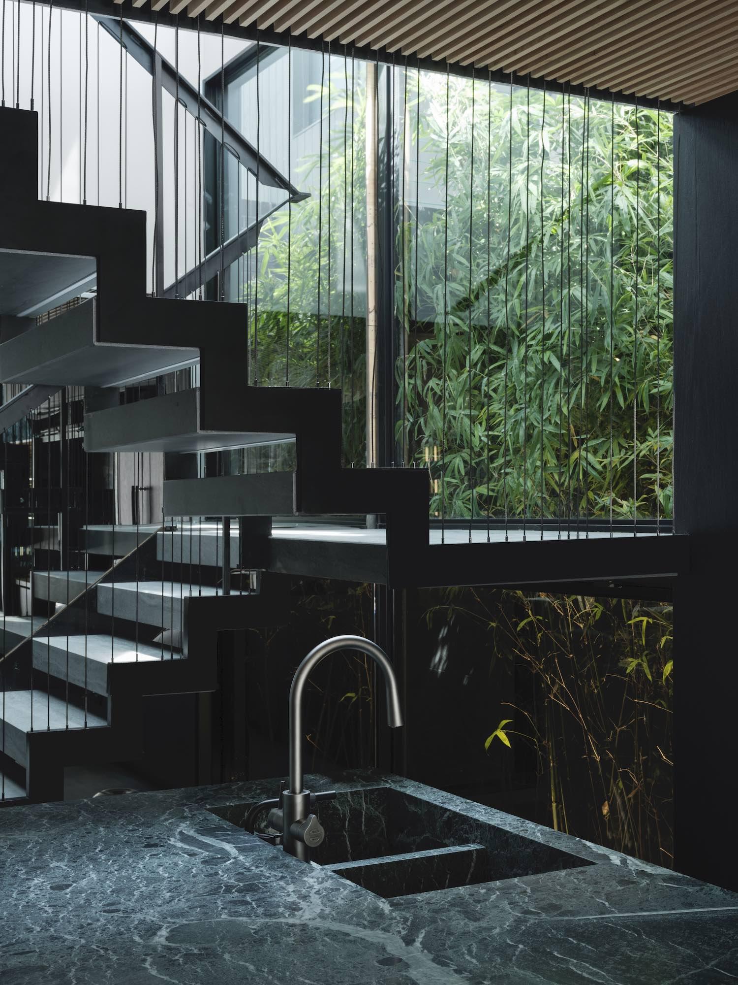 The Glasshouse by Nina Maya Interiors