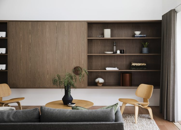 Living | A Mid-Century Revival Living Room by Studio Prineas