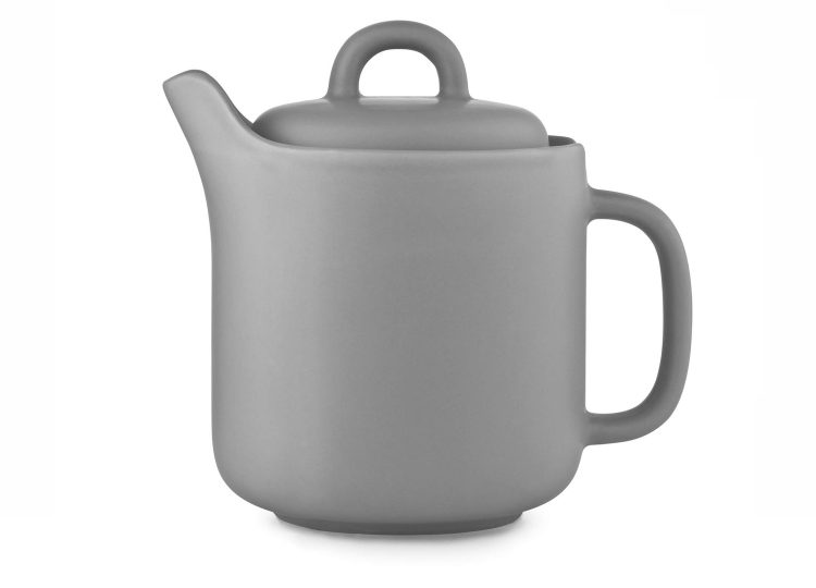 Normann Copenhagen Grey Bliss Teapot