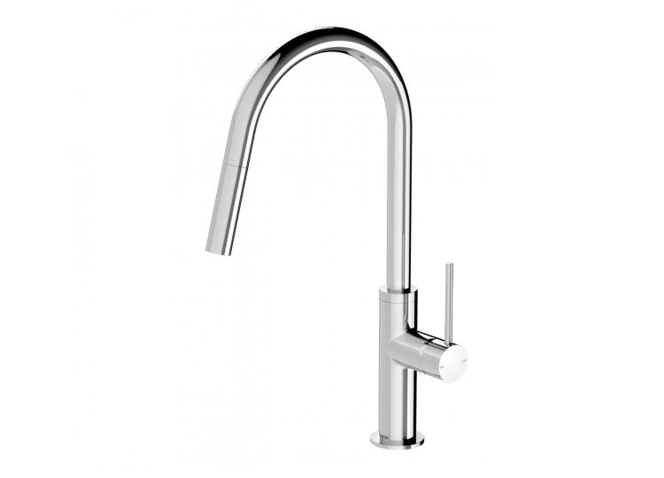 Vivid Slimline Pull Out Sink Mixer