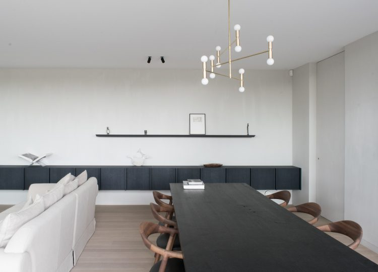 Dining | RDR Residence Dining Room by Decancq-Otté Architecten
