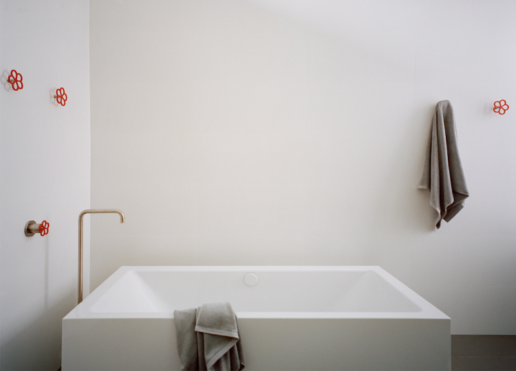 Bathroom | Redfern Warehouse Bathroom by Ian Moore